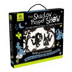 The shadow puppet show, Le théâtre d'ombres